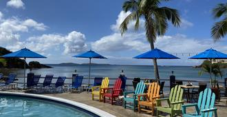 Bolongo Bay Beach Resort - סנט תומאס - בריכה