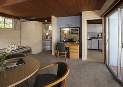The Blue Sky Lodge - Carmel Valley - Sala de estar
