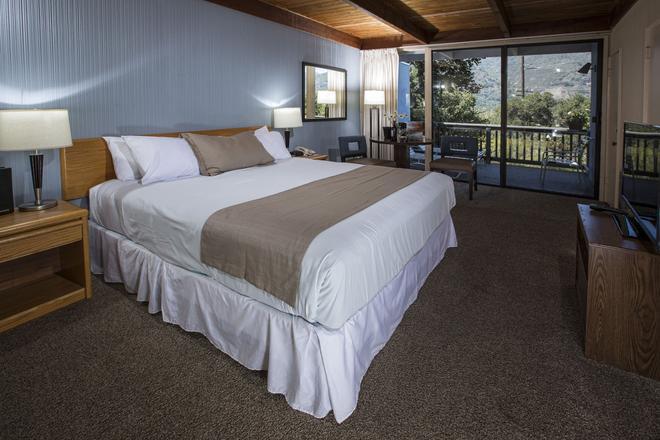The Blue Sky Lodge - Carmel Valley - Habitación