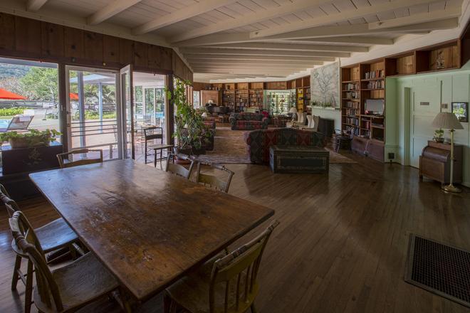 The Blue Sky Lodge - Carmel Valley - Comedor