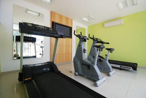 科帕卡瓦納大西洋酒店 - 里約熱內盧 - 里約熱內盧 - 健身房