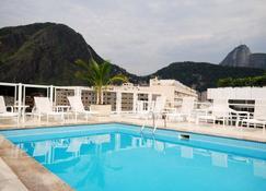 Hotel Atlantico Copacabana - Rio de Janeiro - Zwembad