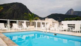Hotel Atlantico Copacabana - Rio de Janeiro - Piscina