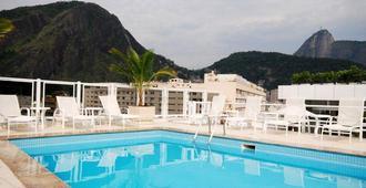 ホテル アトランティコ コパカバーナ - リオデジャネイロ - プール