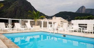 科帕卡瓦納大西洋酒店 - 里約熱內盧 - 里約熱內盧 - 游泳池