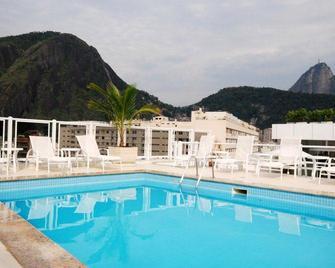 Hotel Atlantico Copacabana - Río de Janeiro - Piscina
