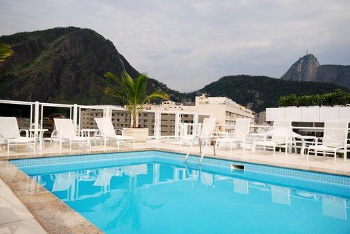 Hotel Atlantico Copacabana - Рио-де-Жанейро - Бассейн