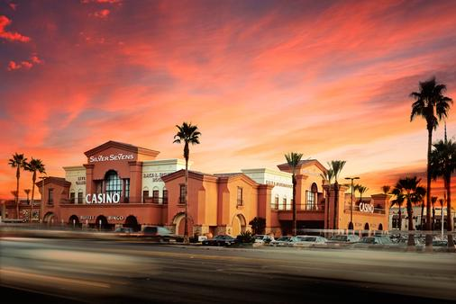 Silver Sevens Hotel & Casino - Las Vegas - Building