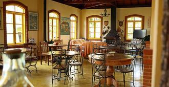 Villa D'Ouro Pousada - Tiradentes - Dining room
