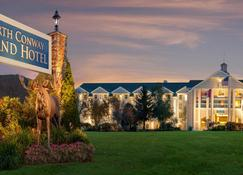 North Conway Grand Hotel - North Conway - Bygning