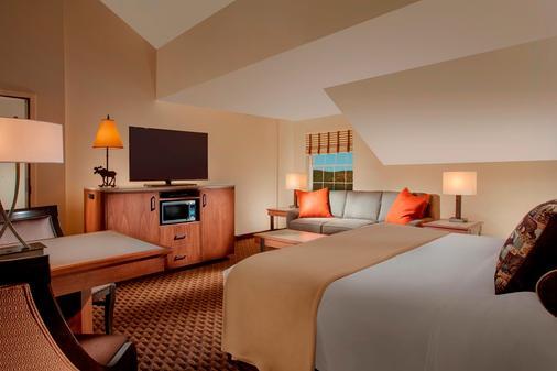 North Conway Grand Hotel - North Conway - Makuuhuone