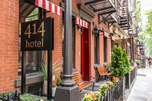 414 Hotel - New York - Building