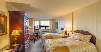 Avenue Plaza Hotel - ברוקלין - חדר שינה