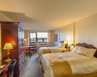 Avenue Plaza Hotel - Brooklyn - Bedroom