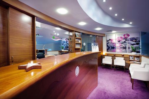 Hotel Európa Fit - Hévíz - Front desk