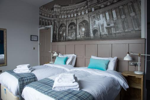 The Station Hotel - London - Bedroom