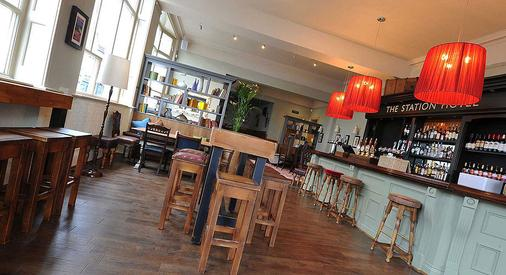 The Station Hotel - London - Bar