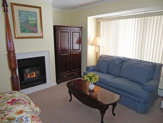 Birch Ridge Inn - Killington - Sala de estar