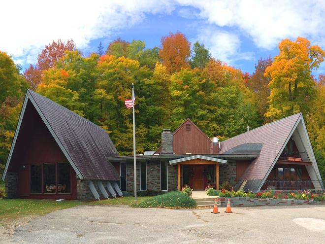 Birch Ridge Inn - Killington - Edificio