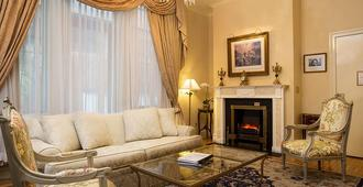 فيتزباتريك جراند سنترال - نيويورك - غرفة معيشة