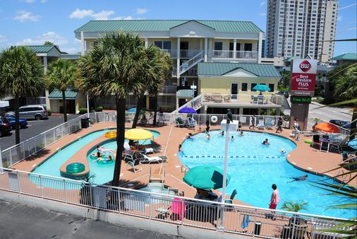 Best Western Plus Grand Strand Inn & Suites - Myrtle Beach - Pool