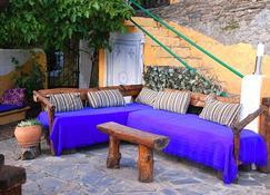 Cortijo En Bubion 'Casa Ibero' Slow Alojamiento Turistico Rural Vtar Gr 00516/ 00555 - بوبيون - المظهر الخارجي