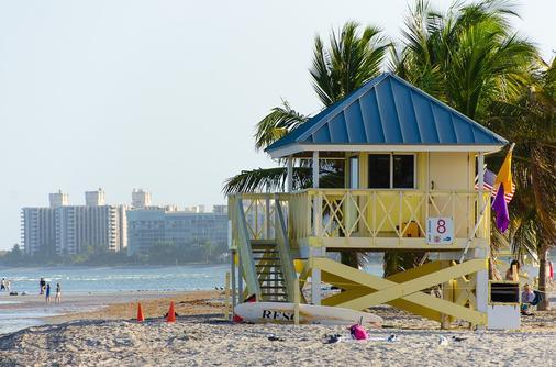 Parkway Inn Airport Motel - Miami Springs - Beach