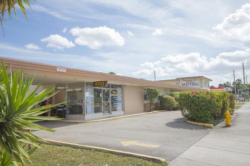Parkway Inn Airport Motel - Miami Springs - Building
