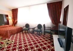 Club Royal Park Hotel - Chișinău - Makuuhuone