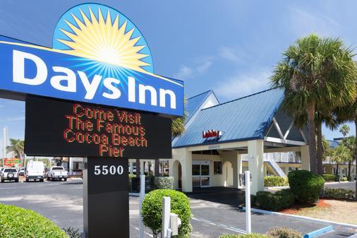 Days Inn by Wyndham Cocoa Beach Port Canaveral - Bãi biển Cocoa - Toà nhà