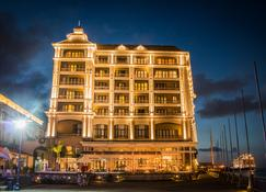 Labourdonnais Waterfront Hotel - Port-Louis - Bâtiment