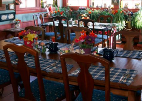 Simmons Homestead Inn - Hyannis - Ravintola