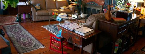 Simmons Homestead Inn - Hyannis - Olohuone