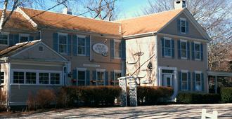 Simmons Homestead Inn - Hyannis - Edificio