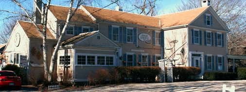 Simmons Homestead Inn - Hyannis - Rakennus