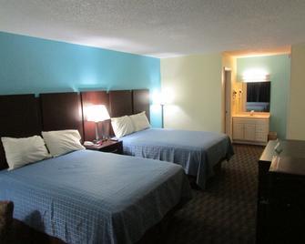 Parsons Inn - Parsons - Bedroom