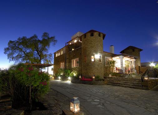 Hotel Heinitzburg - Windhoek - Toà nhà