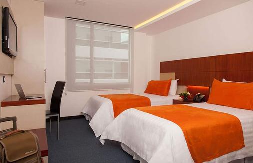 Hotel Finlandia - Quito - Makuuhuone