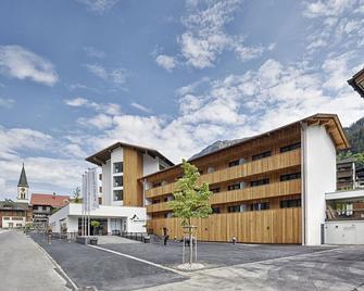 Sporthotel Silvretta Montafon - Gaschurn - Κτίριο