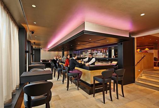 Sporthotel Silvretta Montafon - Gaschurn - Bar