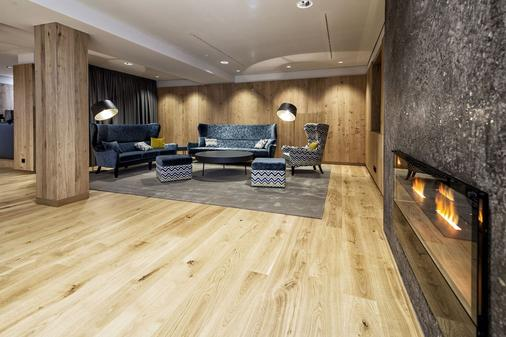 Sporthotel Silvretta Montafon - Gaschurn - Business centre