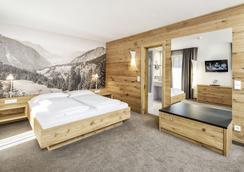 Sporthotel Silvretta Montafon - Gaschurn - Bedroom