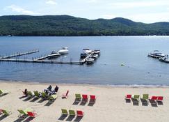 Scotty's Lakeside Resort - Lake George - Strand