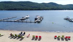 Scotty's Lakeside Resort - Lake George - Beach