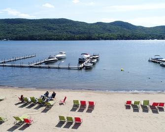 Scotty's Lakeside Resort - Lake George - Playa