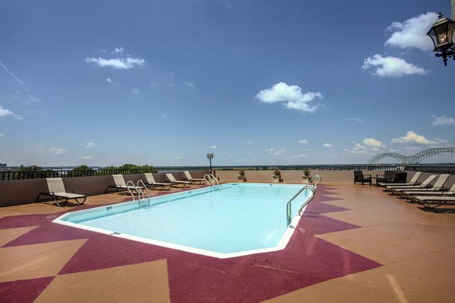 市中心凱富酒店 - 曼菲斯 - 孟菲斯(田納西州) - 游泳池