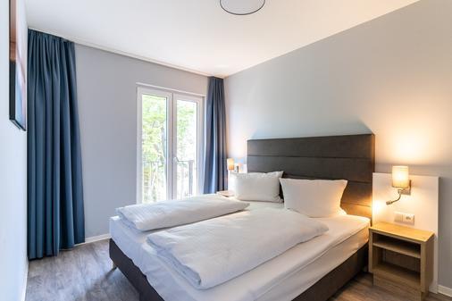 Müritzpalais - Waren - Phòng ngủ