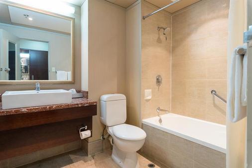 Distinction Hotel Rotorua - Rotorua - Bathroom