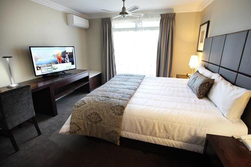 Distinction Hotel Rotorua - Rotorua - Bedroom