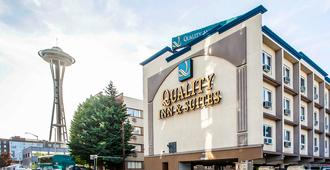 Quality Inn & Suites Seattle Center - Seattle - Bâtiment
